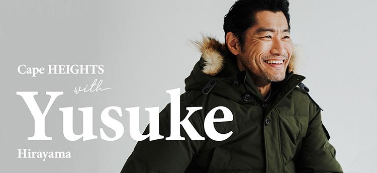 Cape HEIGHTS with Yusuke Hirayama